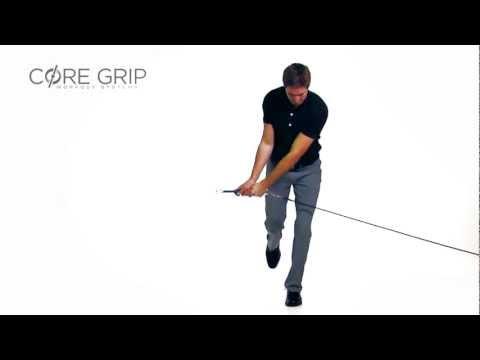 Core 12 – Leading Leg – Core Grip Golf Lift Series (Male)