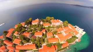 Montenegro Sveti Stefan Air video from a Quadrocopter with naza(Hello This is first of a series of the videos from Montenegro Sveti Stefan - Is a small islet and hotel resort in Montenegro near Budva town . The resort includes the ..., 2014-07-20T18:17:46.000Z)