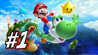 Let's Play Super Mario Galaxy 2 - Part 1