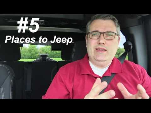 Top 10 Things to Know About Buying a Jeep Wrangler