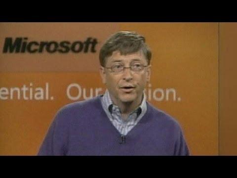 Some Microsoft investors want Bill Gates gone - report - economy