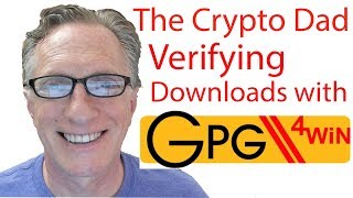 How to verify software downloads with a cryptographic signature file Part 1