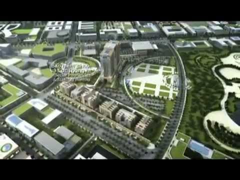 Khu đô thị công nghiệp Mỹ Phước 3 - Trung tâm quận Bến Cát