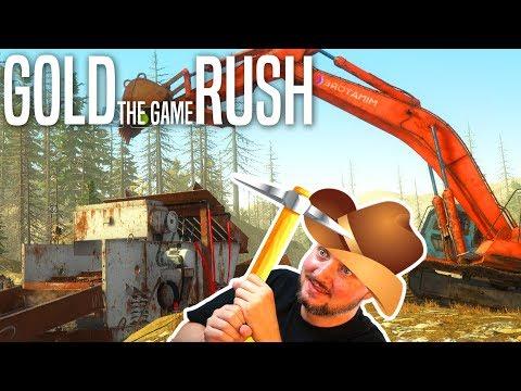 TIER 3 SETUP FÆRDIG! - Gold Rush The Game Dansk Ep 7