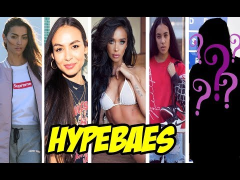 TOP 5 FEMALE HYPEBEASTS! WHO'S #1? Mp3