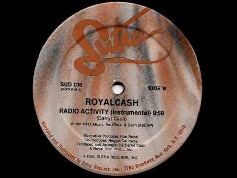 ROYALCASH - RADIO ACTIVITY (Instrumental) [Side B]