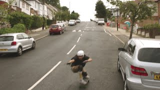 Hill surfing with Alex, Carver CX.4 Trucks #Surfyourskate | Newton's Shred Longboard Shop