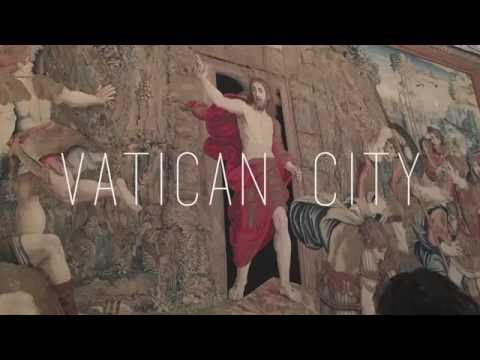 Europe in 1 minute: Vatican City // Cody's summer vacay