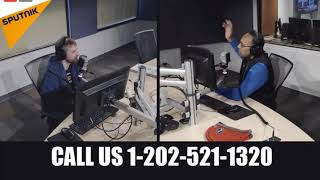 What Do YOU Expect to come from the #Mueller Investigation? | CALL-IN NOW @ 202-521-1320!