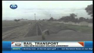 Rail transport taking shape