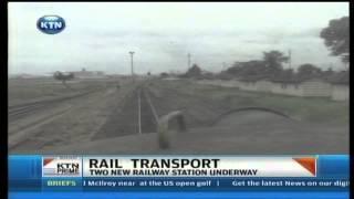 Rail transport taking shape