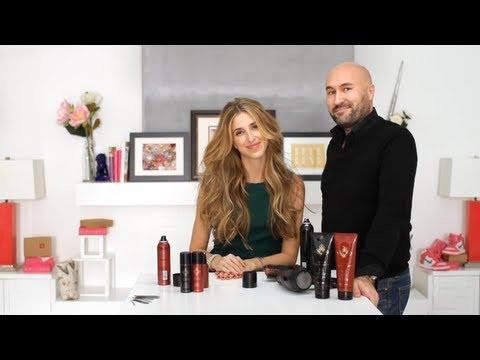 How To: Get Big Hair with Serge Normant - YouTube