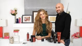 How To: Get Big Hair with Serge Normant