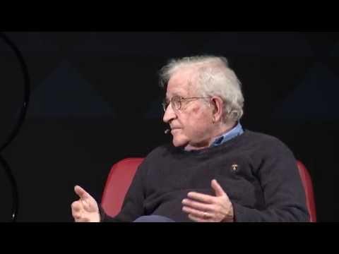 Noam Chomsky: Democracy Is a Threat to Any Power System