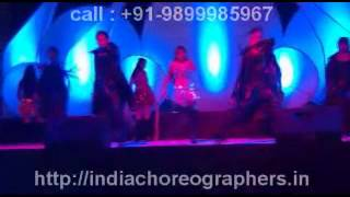 bollywood dance stage performance- India Choreographers