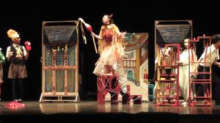 Odyssey of the Mind 2014 World Finals -- Performance by Hong Kong Team