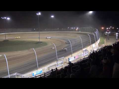 Lawrenceburg Speedway   7/1/17   Merrill Downey Memorial   Late Models   Feature