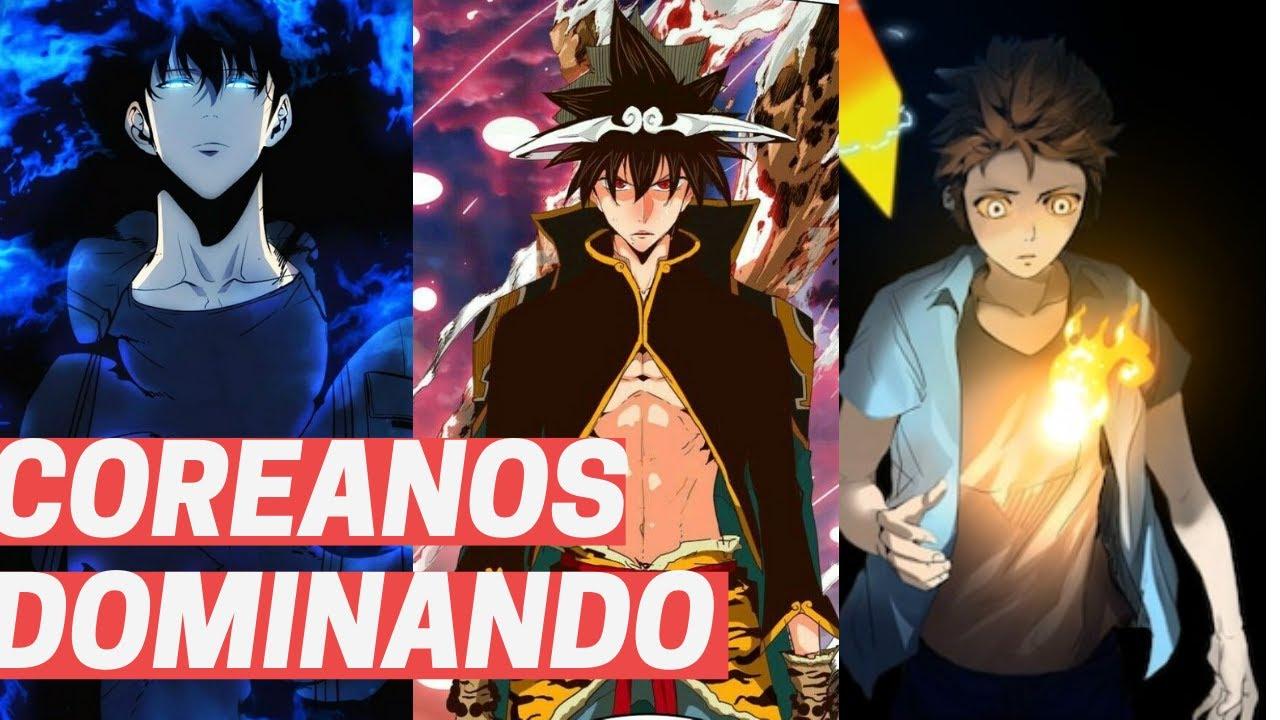 Coreanos animes 5 Animes