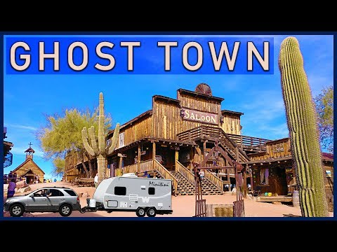 Wild Wild West: Superstition Mountain and Goldfield Ghost Town