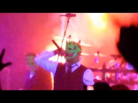 Mushroomhead - Sun Doesn't Rise -  Ziggy's - Winston Salem - NC -  1 15 15