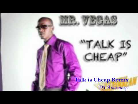 Talk is Cheap Remix(DJ Aikamayz)