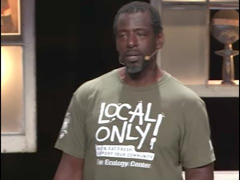 Break out of food prisons   Ron Finley