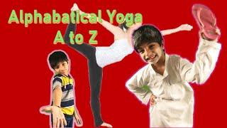Alphabetical Yoga I Daily Yoga Routine