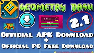 GEOMETRY DASH 2.1 APK DOWNLOAD