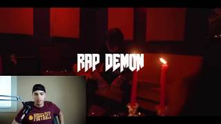 UpChurch - Rap Demon (Rap Devil Remix) - Reaction