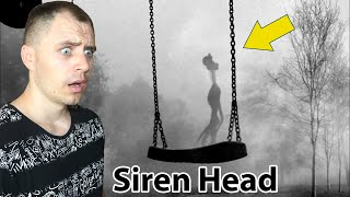10 Siren Head Surprinși de Camera Video #7