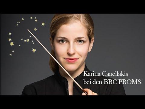 Karina Canellakis dirigiert Rachmaninows Symphonische Tänze