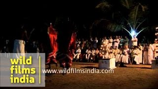 Theyyam - Folk dance of Kerala