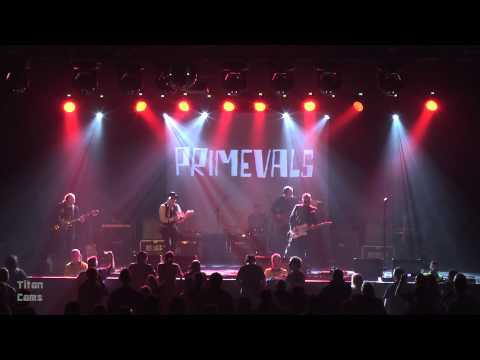 Primevals live at the Glasgow Barrowlands for Clutha A Celebration
