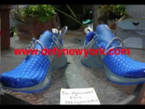 finest selection 964b4 ef593 Nike Air Presto Woven 2001 Release BlueGrey Review