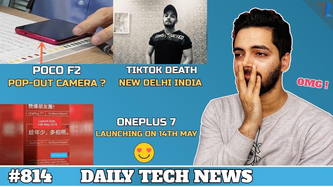 Poco F2 Pop Up Camerapubg Ban Mumbaitiktok Death Indiasamsung M40oneplus 7 Launch Date814