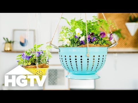 6 Unexpected Planters You Haven't Tried - HGTV Happy