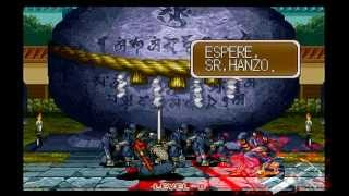 Samurai Shodown 1 Hattori Hanzo  HD