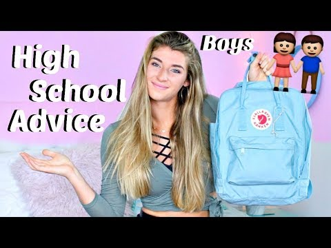 High School Advice! (DON'T DO THIS)