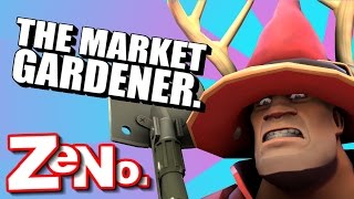 Why I hate: The Market Gardener! [TF2]