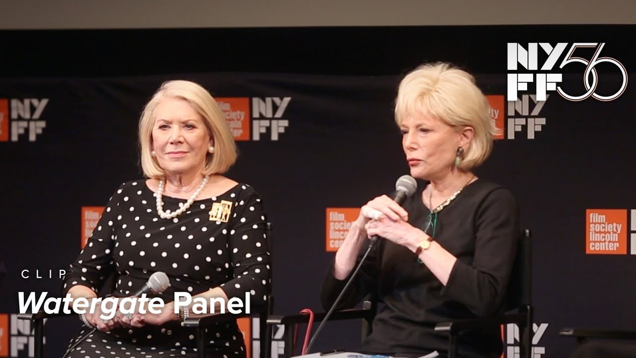 'Watergate' Panelists on Today's Political Parallels to the Nixon Era | NYFF56