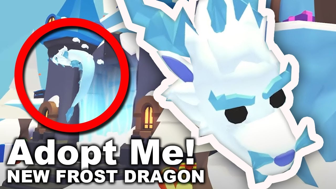 CHRISTMAS FROST DRAGON 2020 PET Confirmed New Pet Christmas 2020