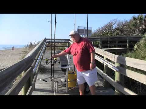 Getting Started with Surf Fishing: The Equipment You Need to Fish the Surf.