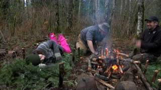 Fire and Survival Shelter: Winter Term 2010, Week 3