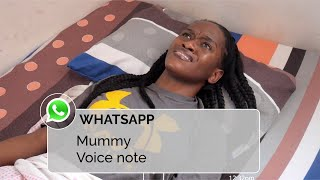 WHATSAPP MUMS RIGHT NOW (Maraji's World)
