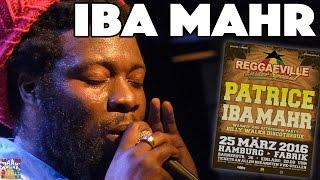 Iba Mahr & Harar Band - Mama Rosie in Hamburg @Reggaeville Easter Special 2016