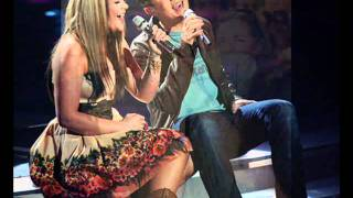 Scotty McCreery - Letters from Home (w/ Lauren pics)