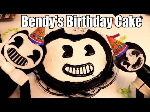 MMA Movie: Bendy's Birthday Cake