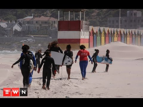 [WATCH] Cape Town NGO makes waves at international sporting awards