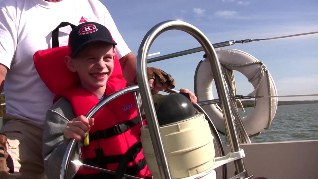 Sailing catalina 27 foot