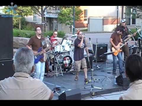 Shine down - Godsmack cover by Wynot - Edmundston NB Aug 2009